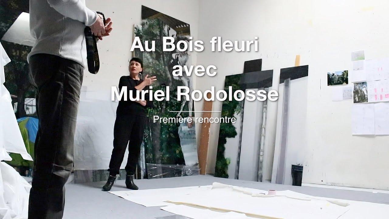 Au Bois fleuri avec Muriel Rodolosse