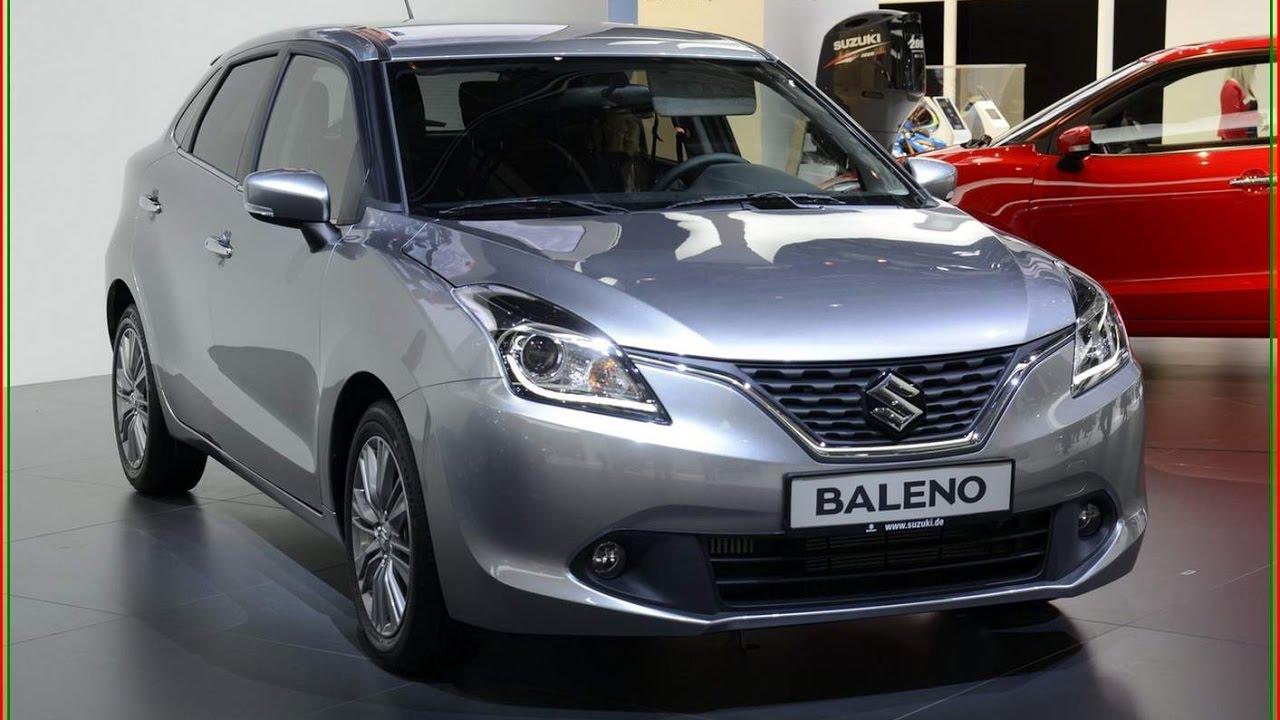 2017 Suzuki Baleno Hatchback Reviews