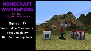 Autocrafting table