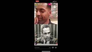 RIZZA ISLAM + YOUNG PHARAOH DEBATE ON INSTAGRAM LIVE