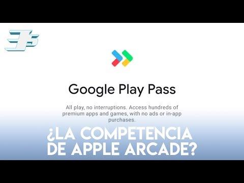 Google Play Pass, ¿La competencia de Apple Arcade?