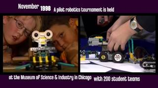 15 Years of LEGO MINDSTORMS - LEGO MINDSTORMS