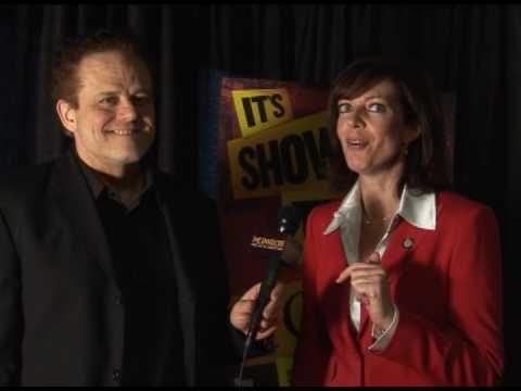 2009 Tony Awards nominee Allison Janney dishes '9 to 5'