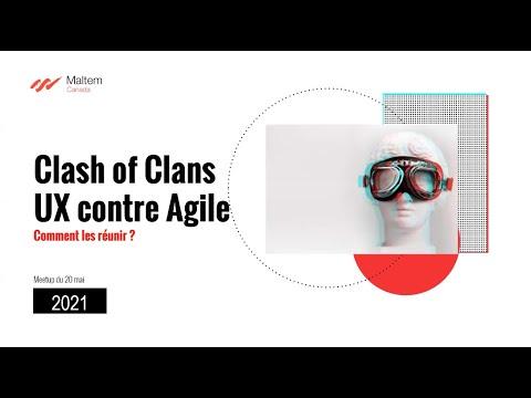 Clash of Clans: UX contre Agile - Comment les réunir?