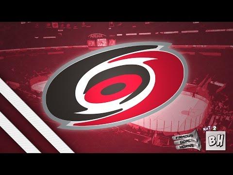 Carolina Hurricanes 2017 Goal Horn