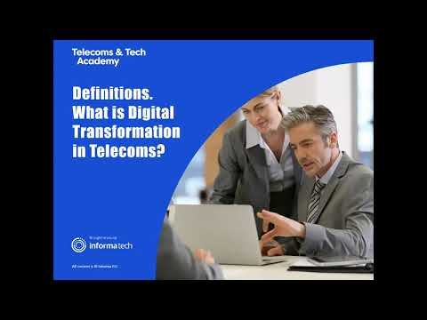 Accelerating Digital Transformation in Telecoms