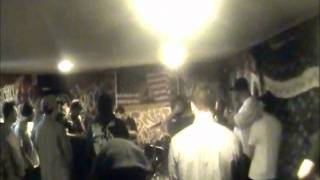 Terrified Eyes/Jungle Juice/Sin Eater/Afflictive Nature @ The Syc House 2/4/2012