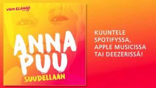 Anna Puu - Suudellaan (Vain elämää 2016)