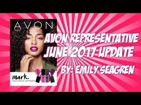 Avon Rep June 2017 Webinar for Sales & Recruiting Tips
