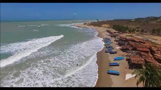 São Miguel do Gostoso o Paraíso do Kite Surf