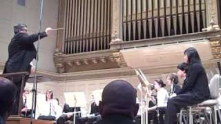 "MMEA Massachusetts All State Band 2009 - Symphony No. 3 ""Don Quixote"" - I. The Quest"