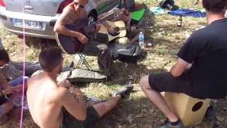 festival reggae sun ska 2013 / camping, festoche, musique ! voila tout est dit