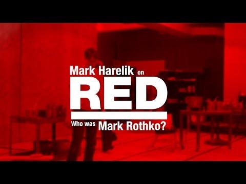 """Actor Mark Harelik explains """"Who was Mark Rothko?"""""""