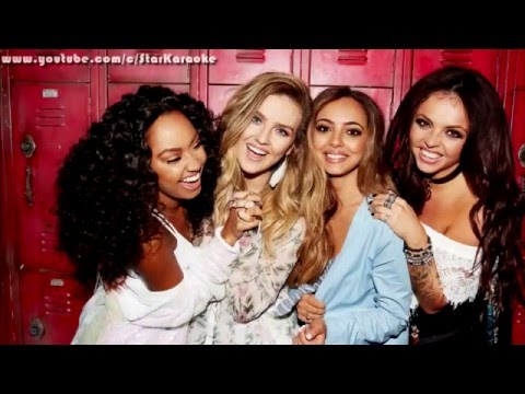 Little Mix - Black Magic [Karaoke/Instrumental]