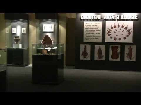 Cucuteni Museum Piatra Neamt - Neamt County Romania