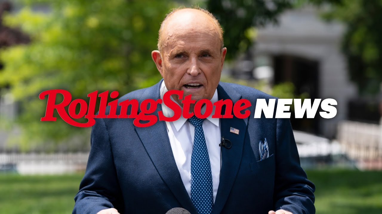 Dominion CEO broke down in tears during Rudy Giuliani's 'sweaty ...