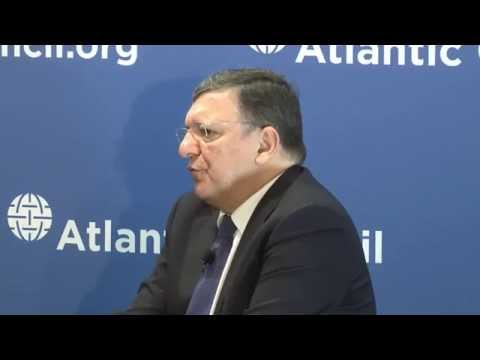 Toward a Europe Whole and Free: Testing Europe's Unity with Jose Manuel Barroso