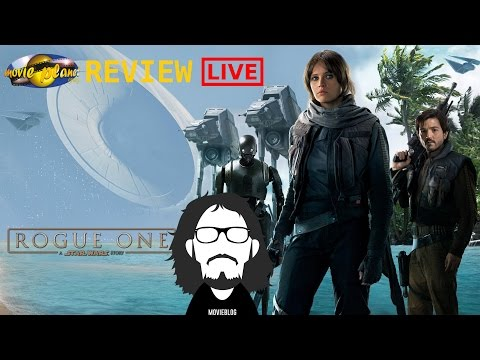 Movie Planet Review- 166: RECENSIONE LIVE ROGUE ONE- A STAR WARS STORY (CON SPOILER)