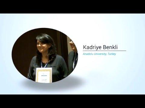 Kadriye Benkli | Turkey | Pharma Middle East 2015| Conference Series LLC
