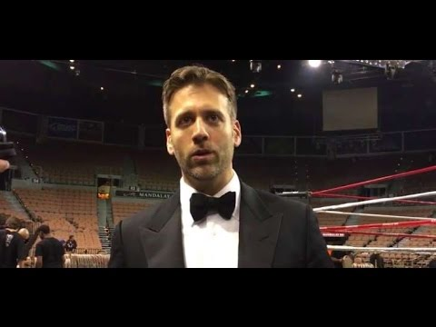 MAX KELLERMAN SAYS PACQUIAO WAS ON STEROIDS