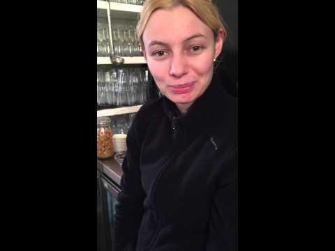 Swedish girl speaking Amharic(Ethiopian language). I would like to go to Ethiopia)