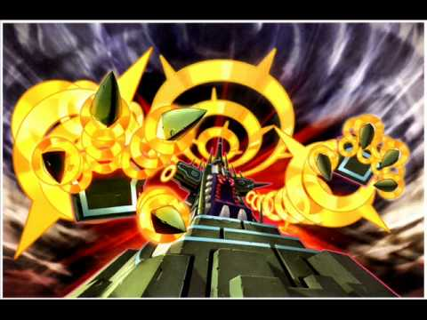 Megaman Starforce 2 - Face of God