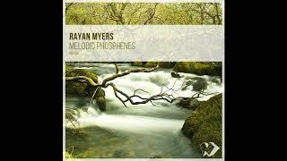 Rayan Myers - Oblivion (Original Mix)