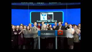 Primary Stages Rings the NASDAQ Closing Bell