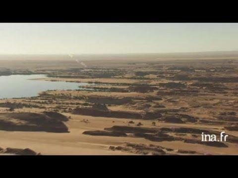 Tchad : désert de Tibesti