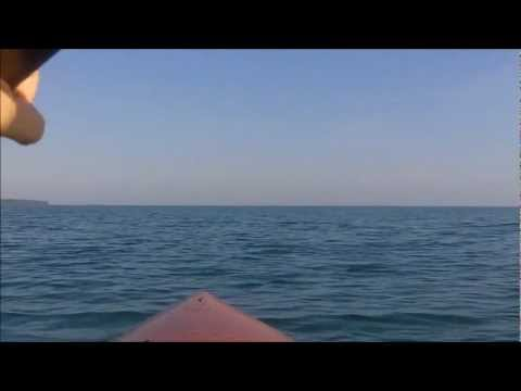 POV - Kayaking the Mackinac Straits