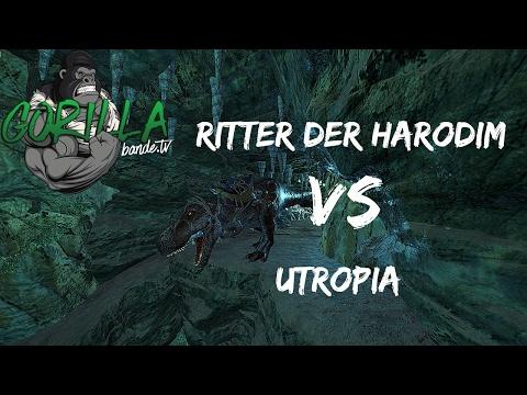 ARK: Exkurs | Ritter der Harodim vs Utropia | Ark Survival Evolved German | PvP