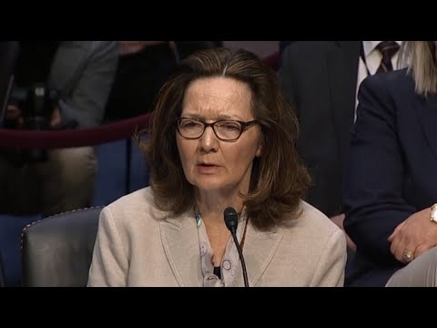 Senate Intelligence Committee approves Gina Haspel for CIA Director