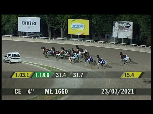 2021 07 23 | Corsa 4 | Metri 1660 | Premio Wingames