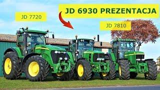 John Deere 6930 i Jego Starsi Bracia - Rolnik Szuka Traktora (Szczegółowa Prezentacja)   63 4K