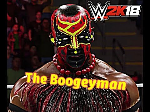 WWE 2K18: The Boogeyman - Entrance, Finisher, And Victory Scene