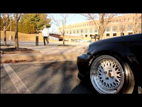 Alec Changlins Em1 Civic Si Christmas Shoot