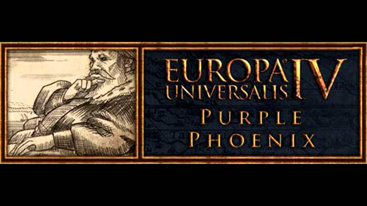 Europa Universalis IV: Purple Pheonix - Original Soundtrack / OST - The  Caravan