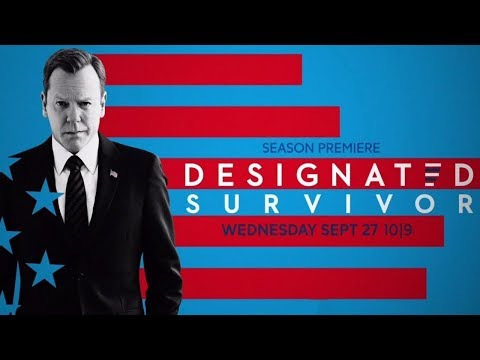 Designated Survivor: sezon 2 - Kiefer is Back - promo