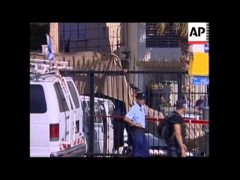 Armed Man Infiltrates British Embassy Compound, Comment