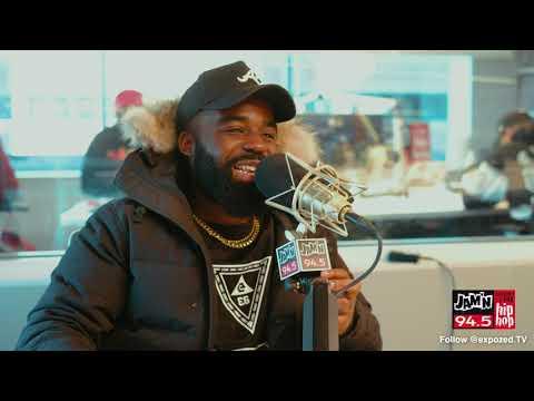 Katiria - Afro B talks about his sound & more with Katiria