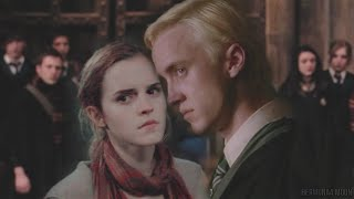 Draco + Hermione • Fall back in love eventually