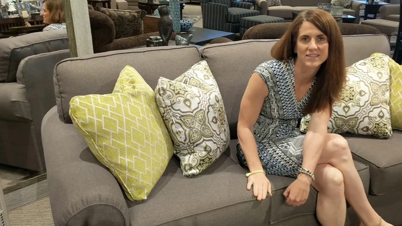 Crowley Furniture UNPLUGGED: Laura discusses Design