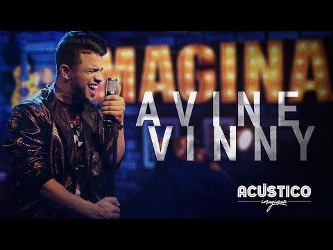 Avine Vinny - Acústico Imaginar