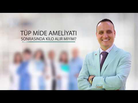 DR. TUĞRUL DEMİREL - TÜP MİDE CERRAHİSİ