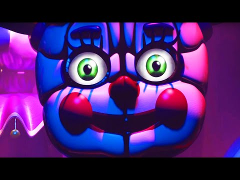 REAÇÃO AO TRAILER! - FIVE NIGHTS AT FREDDY'S SISTER LOCATION (FNAF 5)