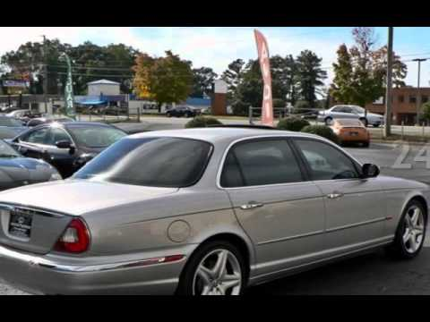 2005 jaguar xj8 super v8 for sale in marietta ga youtube. Black Bedroom Furniture Sets. Home Design Ideas