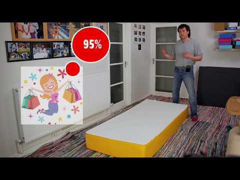 eve mattress review one of the best value beds for 2017. Black Bedroom Furniture Sets. Home Design Ideas