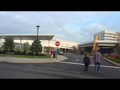 Mohegan Sun Pocono casino in Wilkes-Barre,Pennsylvania