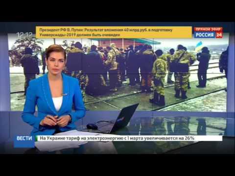 Глава донбасского Енакиево о работе заводов в режиме блокады
