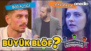 Youtuber kime denir? Boğaziçi vs Marmara vs Haliç: Üniversiteliler Kapışıyor!